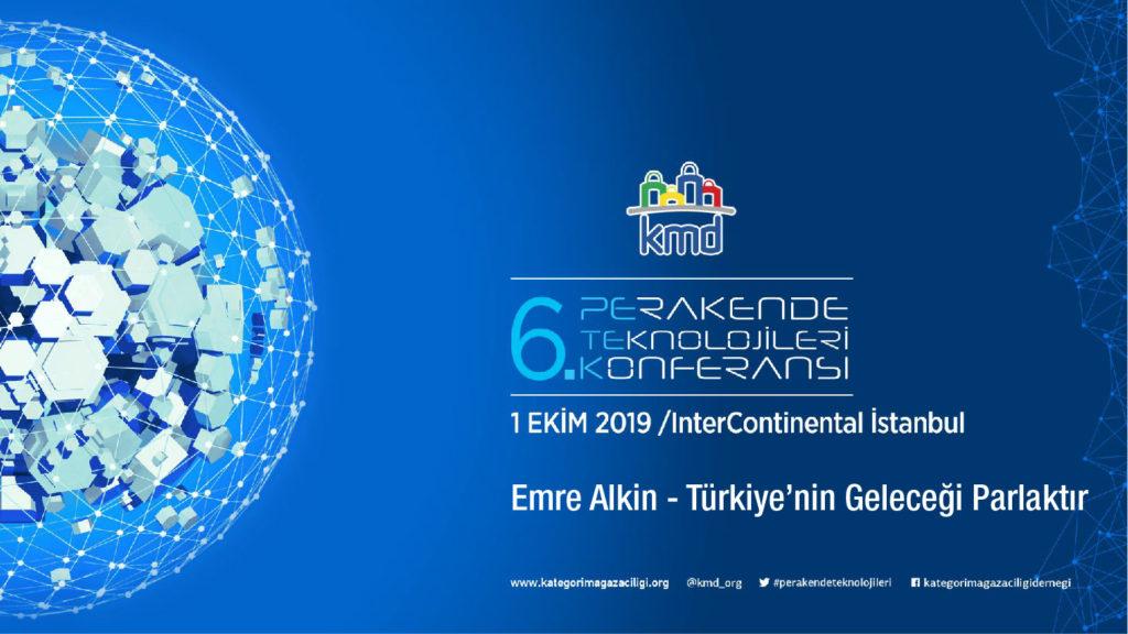 Emre Alkin – Türkiye'nin Geleceği Parlaktır